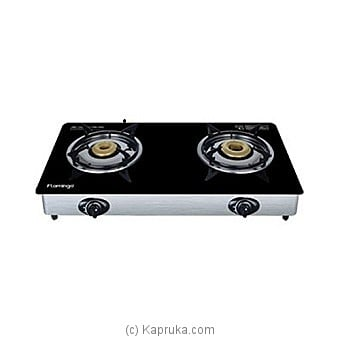 Flamingo 2 Burner Gas Cooker FL-420GC at Kapruka Online for specialGifts