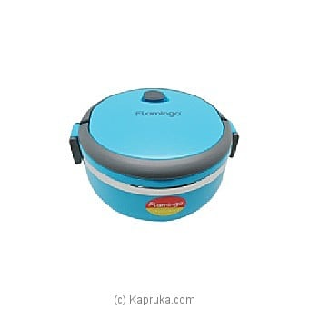 FLAMINGO FOOD CONTAINER STAINLESS STEEL	(FL-5303LB) at Kapruka Online for specialGifts