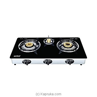 Sanford 3 Burner Gas Stove (SF-5325GC ) at Kapruka Online for specialGifts