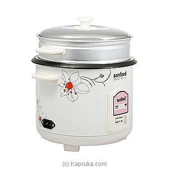 Sanford 1.8l Rice Cooker (SF-2501RC) at Kapruka Online for specialGifts