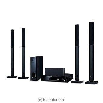 LG HOME THEATER SYSTEM (LG-LHD 655) at Kapruka Online for specialGifts