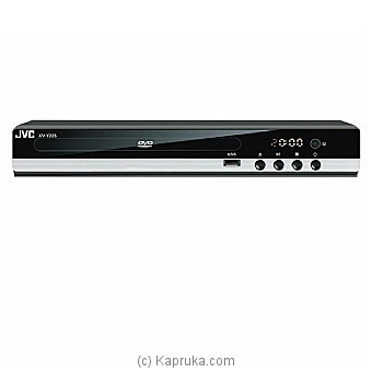 JVC DVD PLAYER (JVC-XV-Y225) at Kapruka Online for specialGifts