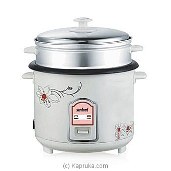 Sanford 2.2l Rice Cooker (SF-2502RC) at Kapruka Online for specialGifts