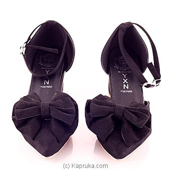 Women`s Black Pump Shoe at Kapruka Online for specialGifts
