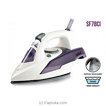 Sanford Steam Iron (SF78CI ) at Kapruka Online