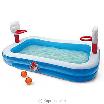 Splash and Play Basketball Play Kids Pool at Kapruka Online for specialGifts