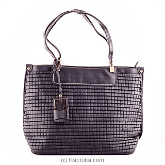 Elegant Black Ladies Handbag at Kapruka Online