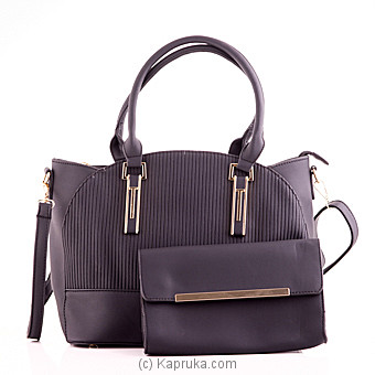 Elite Black Ladies Handbag at Kapruka Online