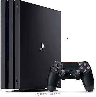 SONY PS4 PRO at Kapruka Online