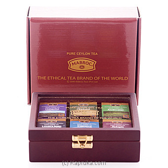 Single Garden Gift Tea Collection  6 X10g at Kapruka Online for specialGifts