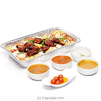 Chicken Sawan For 6 Pax at Kapruka Online for specialGifts