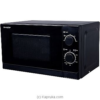 Microwave Oven (SHARP-R-20A0(K)V ) at Kapruka Online for specialGifts