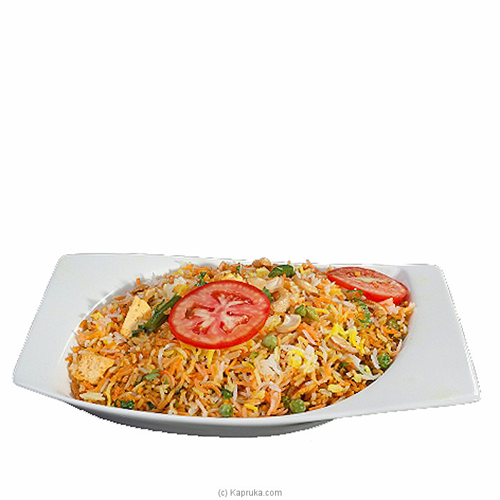 Veg Biryani at Kapruka Online for specialGifts