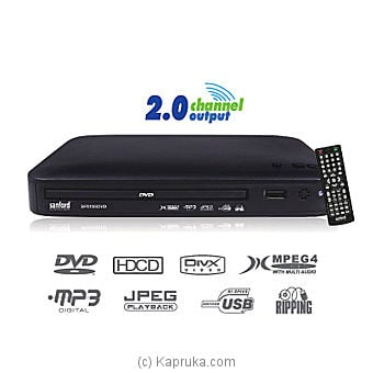 Sanford DVD Player(SF-9159DVD) at Kapruka Online for specialGifts