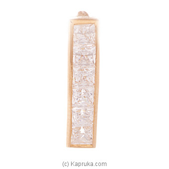 Vogue 22K Gold Pendant With 6(c/z) Rounds at Kapruka Online for specialGifts