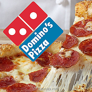 Dominos Pizza By DOMINOS at Kapruka Online forspecialGifts