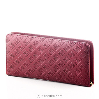 Red Ladies Wallet at Kapruka Online for specialGifts