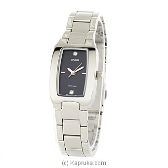 Casio Sophisticated Black Dial Watch(A577 ) at Kapruka Online for specialGifts
