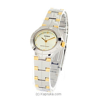 Casio Enticer Two Tone Analog Watch (A908 ) at Kapruka Online for specialGifts