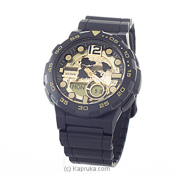 Casio Youth Series Analog Digital Watch For Men-AD203 at Kapruka Online for specialGifts