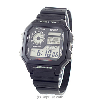 Casio Youth Series Digital Watch For Men(D097) at Kapruka Online for specialGifts
