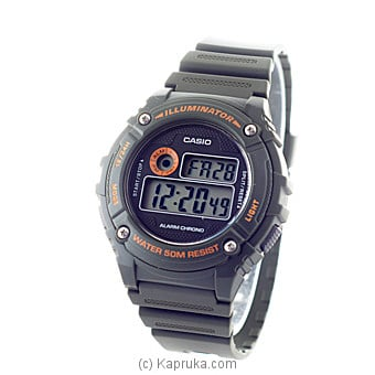 Casio Youth Digital Digital Watch (I099) at Kapruka Online for specialGifts