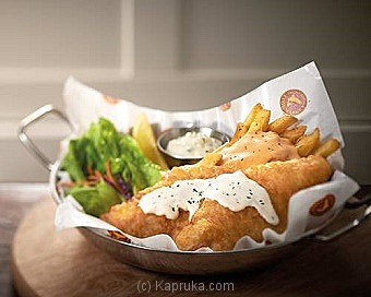 Feesh N` Cheese With Cherry Snapper at Kapruka Online for specialGifts