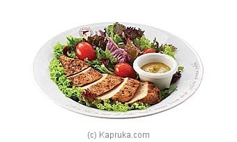 Mesclun Salad With Cajun Chicken at Kapruka Online for specialGifts