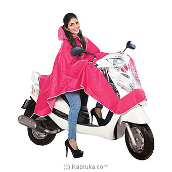 Super Cool Scooter Rain Coat- at Kapruka Online for specialGifts