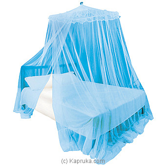 Freedom Bed Net Blue- By HABITAT ACCENT at Kapruka Online forspecialGifts