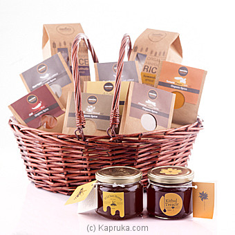 Saraketha Organic Grocery Hamper at Kapruka Online for specialGifts