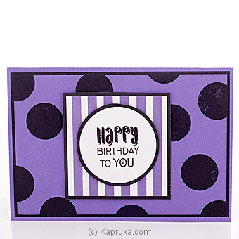 Happy Birthday Boss Popup Greeting Card at Kapruka Online for specialGifts