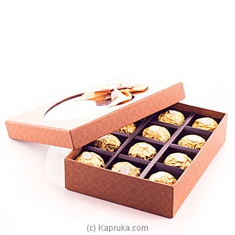 Best Wishes For You 12 Piece  Ferrero  Chocolate Gift Box at Kapruka Online for specialGifts