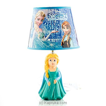 Disney Frozen Table Lamp at Kapruka Online for specialGifts