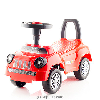 Red Baby Jeep at Kapruka Online for specialGifts