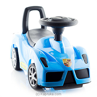 Ride In Style Baby Car - Blue at Kapruka Online for specialGifts