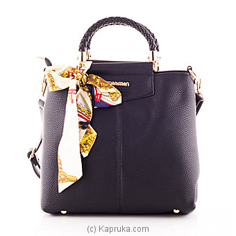 Handy Black Ladies Handbag at Kapruka Online