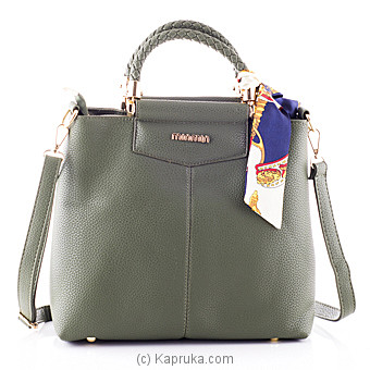 Handy Green Ladies Handbag at Kapruka Online for specialGifts