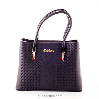 Superlative Black Ladies Handbag at Kapruka Online for specialGifts