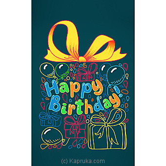 Kapruka online greeting cards for home delivery birthday greeting card at kapruka online m4hsunfo
