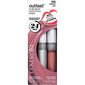 COVERGIRL Outlast All-Day Moisturizing Lip Color Nude Flush at Kapruka Online for specialGifts