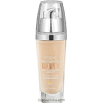 L`Oreal True Match Lumi Healthy Luminous Makeup at Kapruka Online for specialGifts