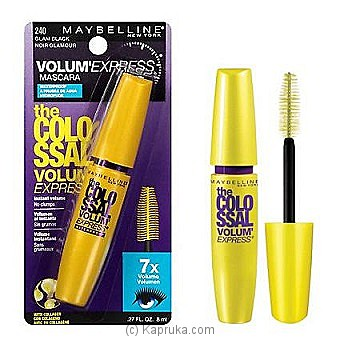 Maybelline The Colossal Volum Express Mascara at Kapruka Online for specialGifts