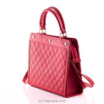 Stylish Red Ladies Handbag at Kapruka Online for specialGifts