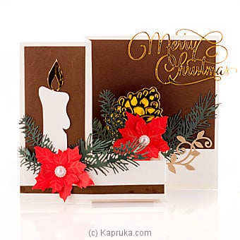 Merry Christmas Greeting Card at Kapruka Online for specialGifts