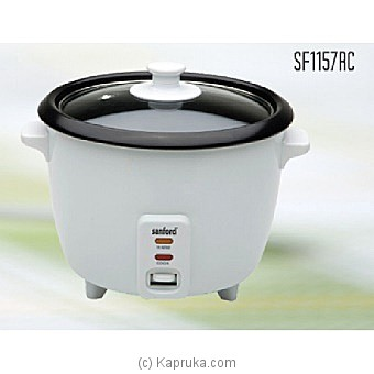 Sanford 0.6 Liters Rice Cooker (SF1157RC) at Kapruka Online for specialGifts