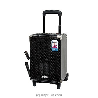 Sanford Bluetooth Stage Speakers (SF-2257PTS) at Kapruka Online for specialGifts