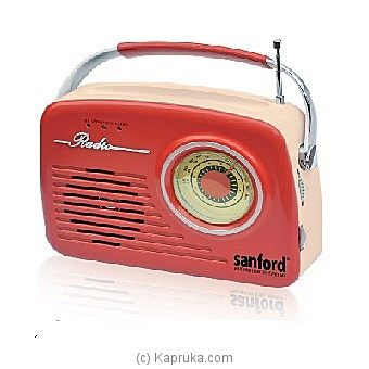 Radio With Usb And Sd Card (SF3305PR ) at Kapruka Online for specialGifts