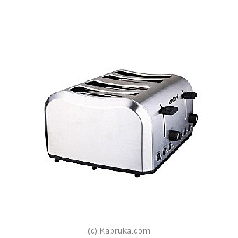 Sanford 4 Slice Stainless Steel Bread Toaster (SF5745BT) at Kapruka Online for specialGifts