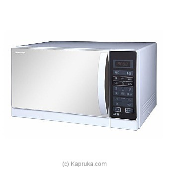 Microwave Oven (25L)   (R-75MT S) at Kapruka Online for specialGifts